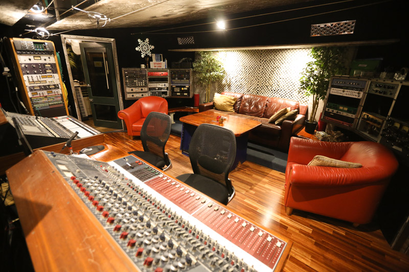 Neve Control Room